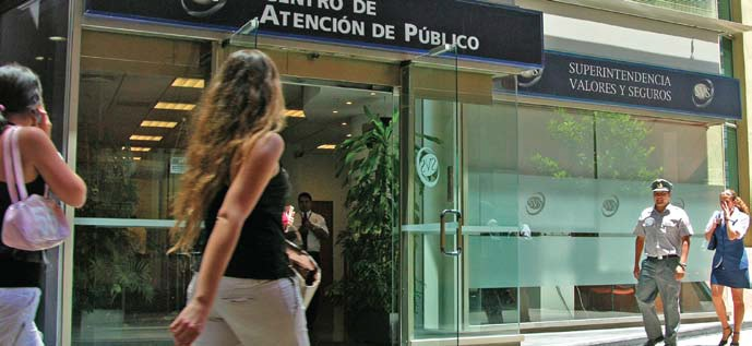 Chile's insurance sector grows up